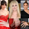 Red Carpet Nail Art Trend