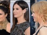 Oscars Beauty Trend: Bejeweled Hair