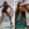 Willow Smith, Jada Pinkett Smith Surf and Swim in Hawaii