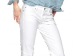 9 Beautiful Pairs of White Jeans Great for Summer Season