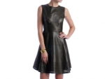 Perfect Leather LBD Dresses Collection