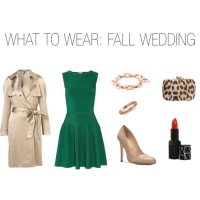 Wearing Fall Wedding Dresses