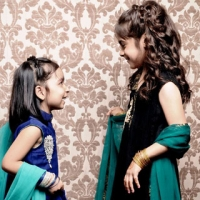 Eid Kids Collection 2013 by Zainab Chottani