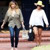 Kim Kardashian New Blonde Hairstyle