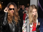 Rihanna & Cara Bring Back the Backpack — Are You Digging It?
