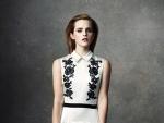 Emma Watson Goes Green for Net-A-Porter