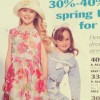 Kirsten Dunst and Lindsay Lohan as '90s Baby Models