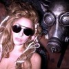 "Laga Gaga looks hard in new Music Video ""Swine"""