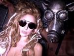 "Laga Gaga looks hard in new Music Video ""Swine"""
