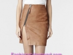 13 Colorful Leather Pretty Skirts to Surprise Others