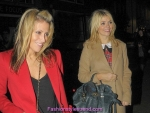 Nicole Appleton, Holly Willoughby, Emma Bunton night Spending out girls