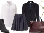 To work, you can wear miniskirts