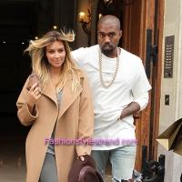 Kim Kardashian & Kanye West Celebrated Engagement in AT&T Stadium