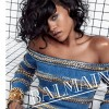 Rihanna Absolutely Kills It As The New Face Of Balmain