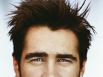 Colin Farrell with his Cadillac Escalade Hybrid Super Car Pictures