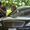 Kate Hudson & Matt Bellamy in Mercedes-Benz S-Class Pictures