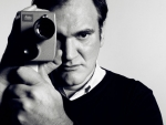 Quentin Tarantino with Luxury Porsche 911 Pictures