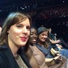 Best Celebrities Selfies & Snaps to NTSs Ceremony