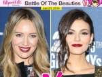 Victoria Justice Ashley Benson & More Bold Lip Beauty Battle