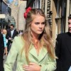 Cressida Bonas Prefers To Stylish Hairstyle