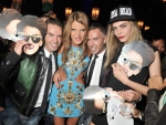 Cara Delevingne Starts Performing on Television