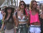 Boho Celebrity Style at Coachella 2014