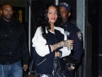 Rihanna is being sued by former bodyguard