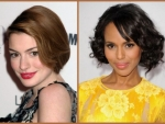 How to DIY Kerry Washington + Anne Hathaway's Faux Bob