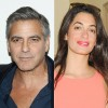 George Clooney & Fiancée Amal Alamuddin wedding  in September