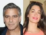 George Clooney & Fiancée Amal Alamuddin wedding  in September