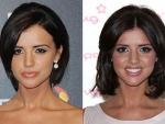 Lucy Mecklenburgh Appeared with new Bob style