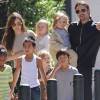 Angelina Jolie's children to appear in Cleopatra