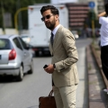 Best Street Style Displayed at Men's Fashion Week