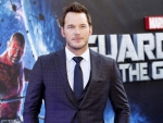 Halloween hope of Chris Pratt for Guardians of Galaxy