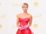 Kaley Cuoco Emmy Wears 2014