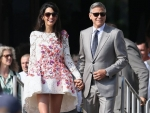 George Clooney & Amal Alamuddin tie the knot at Venice