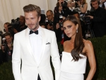 Victoria Beckham Starts Flagship Outlet with Her Family