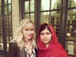 Yousafzai Malala as rol model for Hollywood actress Reese Witherspoon