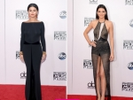 Best Dressed Taylor Swift & Selena Gomez Rocks the Red Carpet 2014 AMA