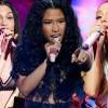 AMAs 2014 Ariana Grande, Jessie J & Nicki Minaj Showed Hottest Performances