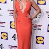 Ashley Roberts in a daring low-cut dress at British Comedy Awards 2014