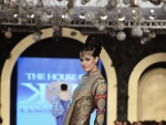 Bridal Couture Week 2014 Lahore  Day 1 Pictures