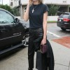 Abbey Lee Kershaw's Grungy Style looks