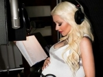 Christina Aguilera shared 1st Baby Girl Pics