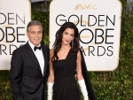 At Golden Globes 2015 – George Clooney Wears Wedding Day Tuxedo