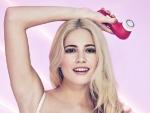 Pixie Lott shared her secret beauty tips