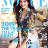 Hot Anushka Sharma at Vague Cover 2015