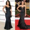 Naya Rivera duplicate of Hot KUWTK star Kim Kardashian