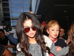 Selena Gomez & Gigi Hadid  at Paris Fashion Party Night