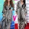 Kourtney Kardashian Borrows Khloe's Leopard Dress